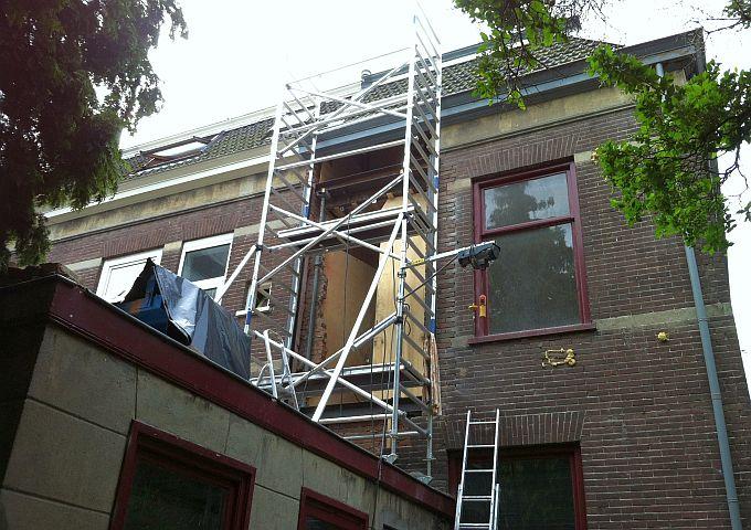 Verbouwing woning hilversum bouwadviesnl for Woning hilversum